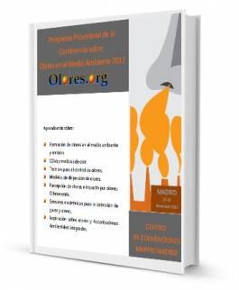 Primera Conferencia Nacional sobre Olores y Medio Ambiente